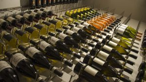 bNapoli Wine Room