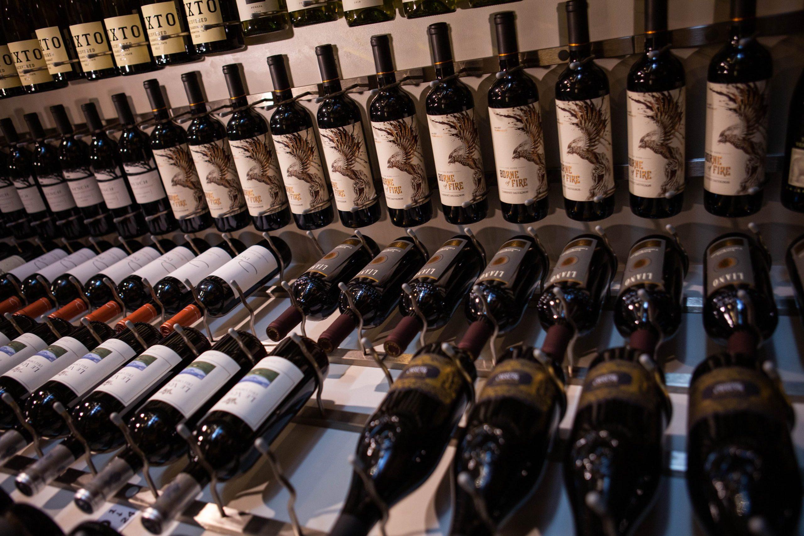 bNapoli Wine Room